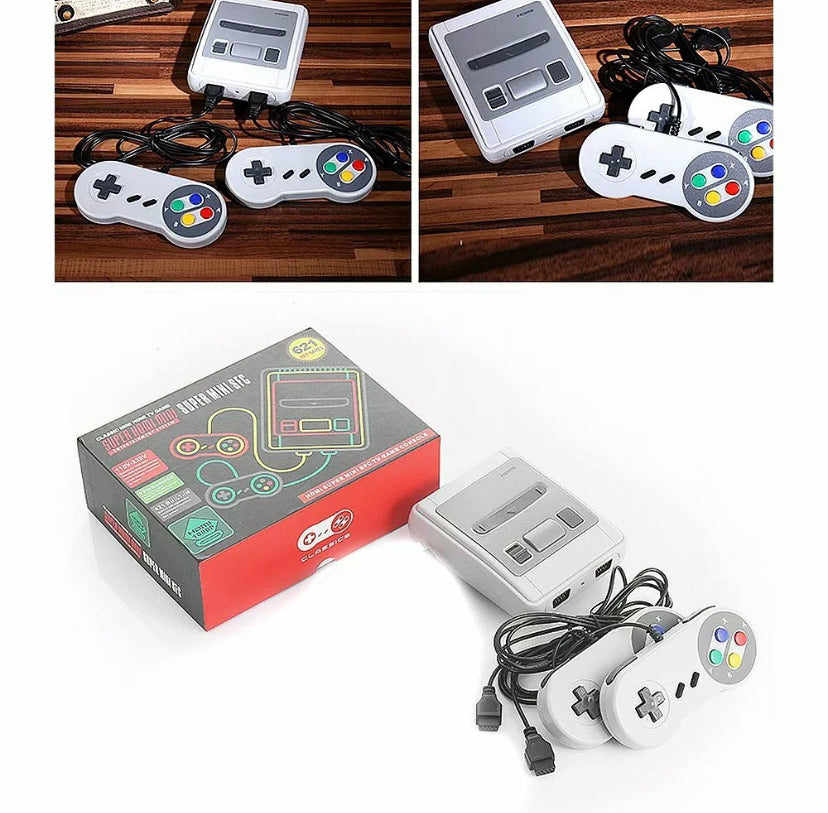 Built-in 621 Retro Games Console - DogsandHome
