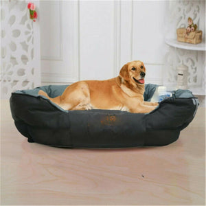Super Comfy JUMBO Dog Bed - DogsandHome