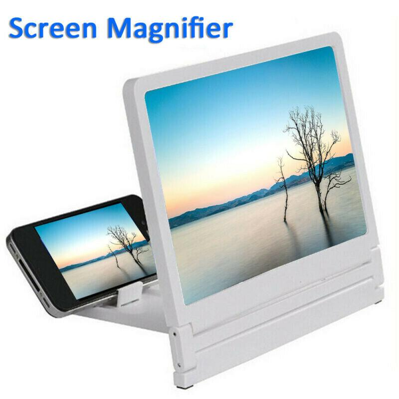 3D Mobile Phone Screen Magnifier - DogsandHome