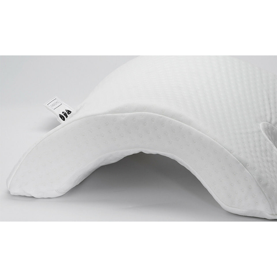 Curved Memory Foam U-shaped Pillow - DogsandHome