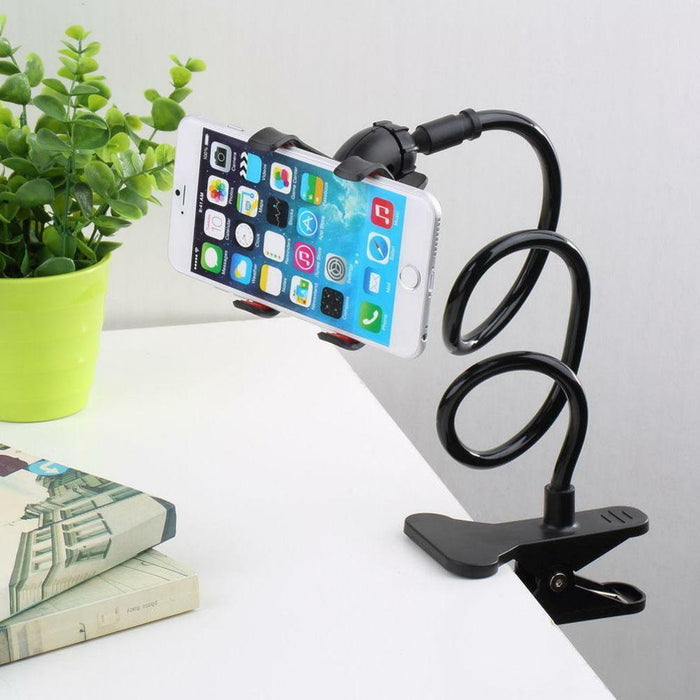 360° Clip Flexible Mobile Cell Phone Holder - DogsandHome