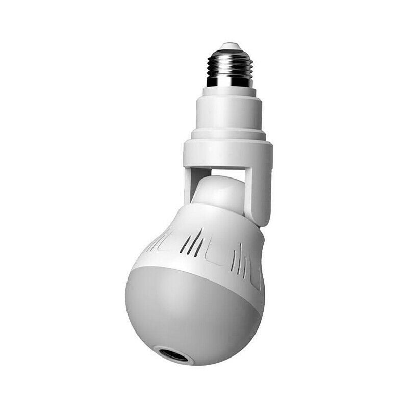Light Bulb Security Camera - DogsandHome
