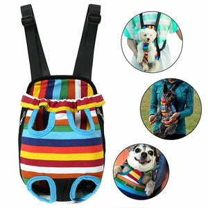 Doggy Backpack Carrier - DogsandHome