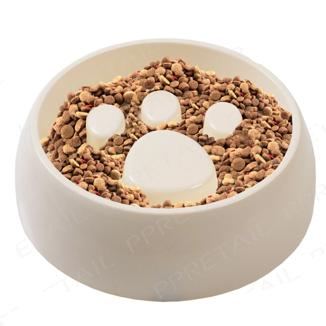 Dog Feeding Bowl Puzzle - DogsandHome