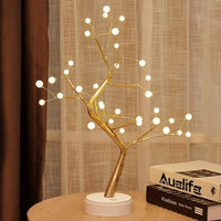 THE FAIRY LIGHT SPARKLING TREE - DogsandHome