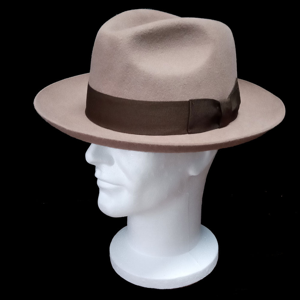 Failsworth Snap Brim Fedora - Denton Hats