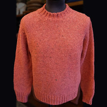 Load image into Gallery viewer, McConnell wool traditional sweater - pink