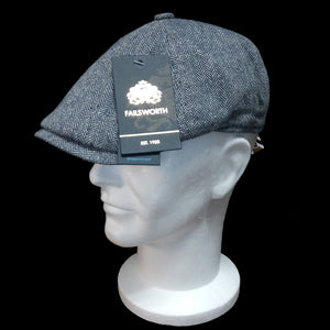Failsworth Newsboy Cap (Slim Cut) - Dolores Park