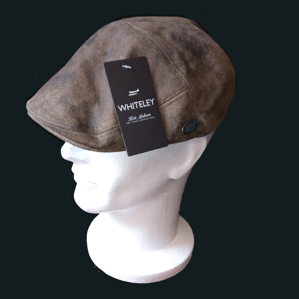 Whiteley Fischer Duckbill cap - The Dakota