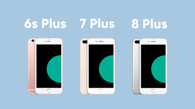 iPhone 6s Plus vs. iPhone 7 Plus vs. iPhone 8 Plus: What's the difference?