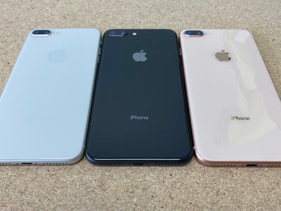 What Color Does the iPhone 8 Plus Come In?