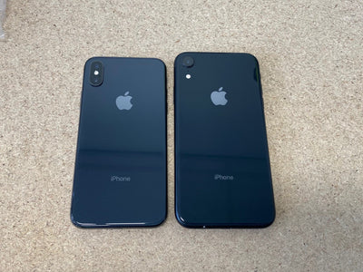Are the iPhone X and iPhone XR the same Size?