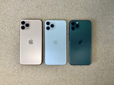 What Colors Does the iPhone 11 Pro Max Come In?