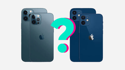 What's the difference between the iPhone 12 models?