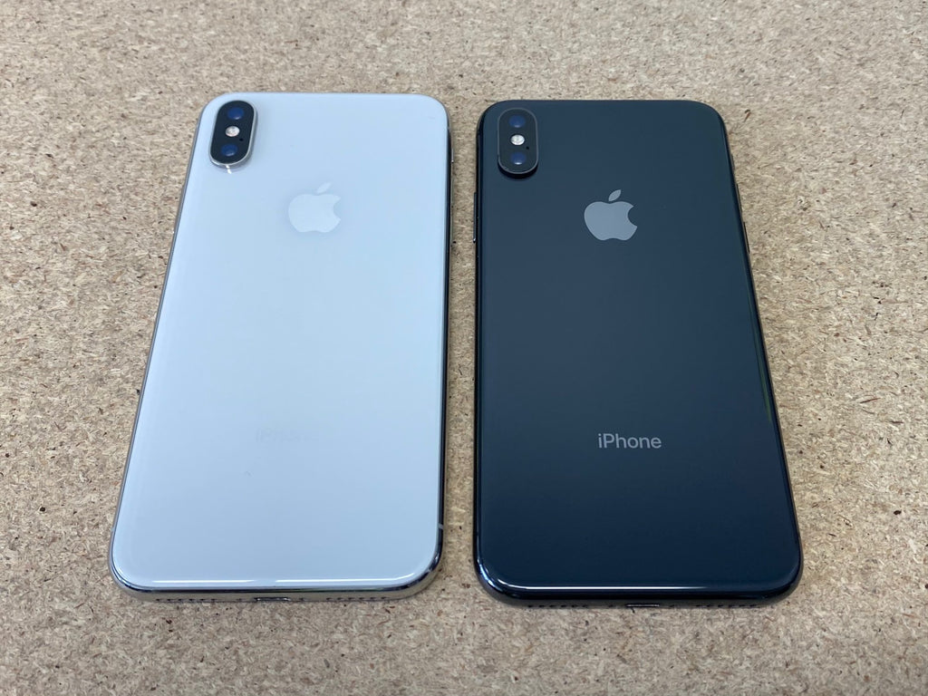 iPhone X silver iPhone X space grey photo Frank Mobile Australia