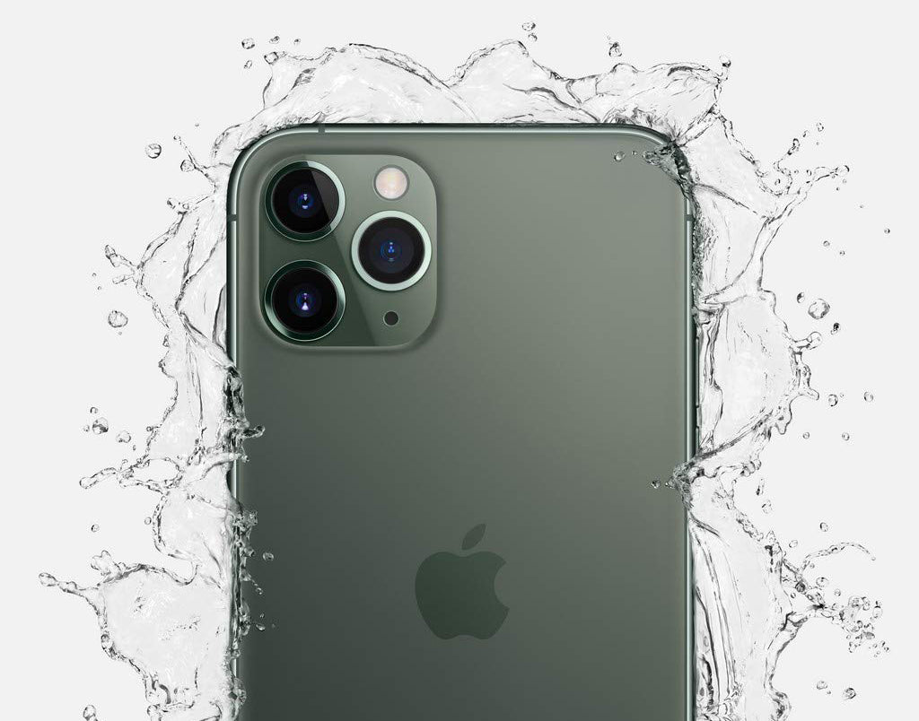 iPhone 11 Pro Max Midnight Green