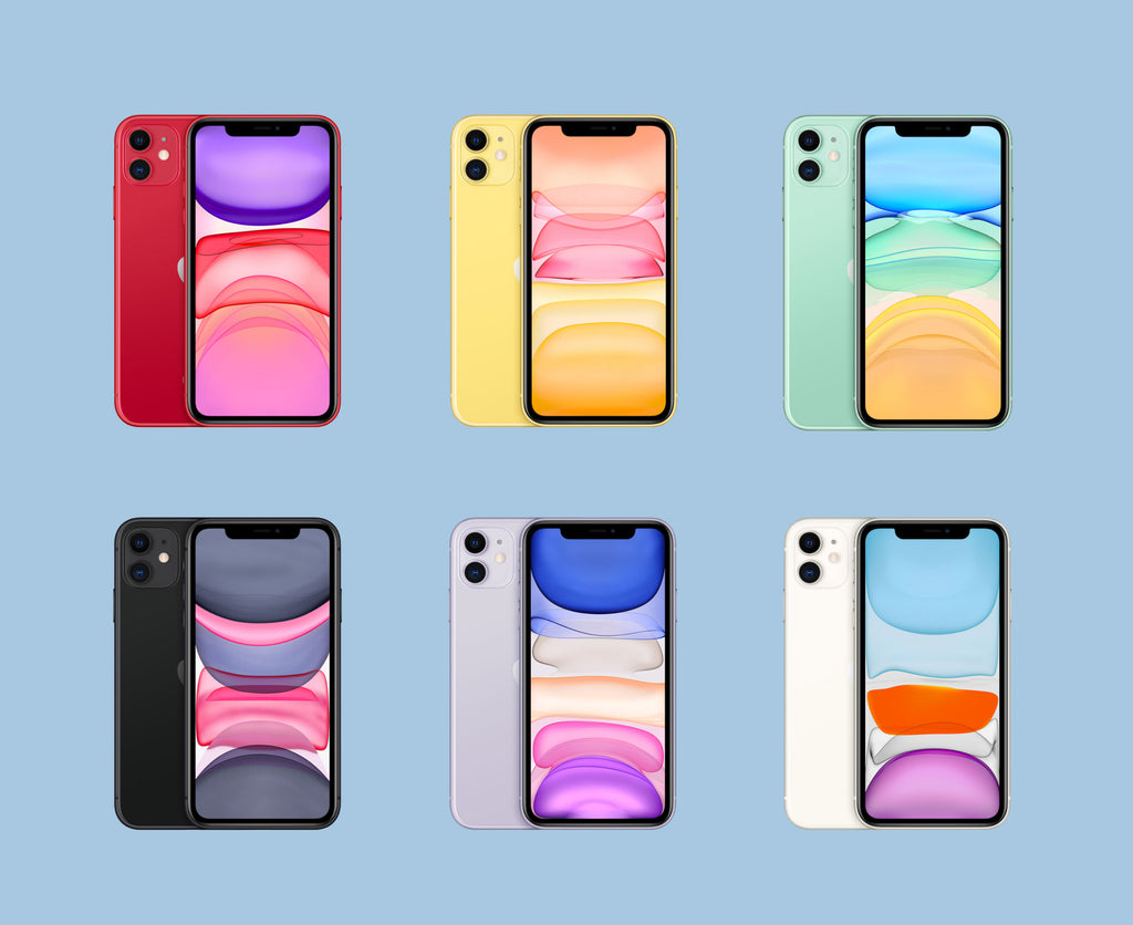 iPhone 11 colors Frank Mobile