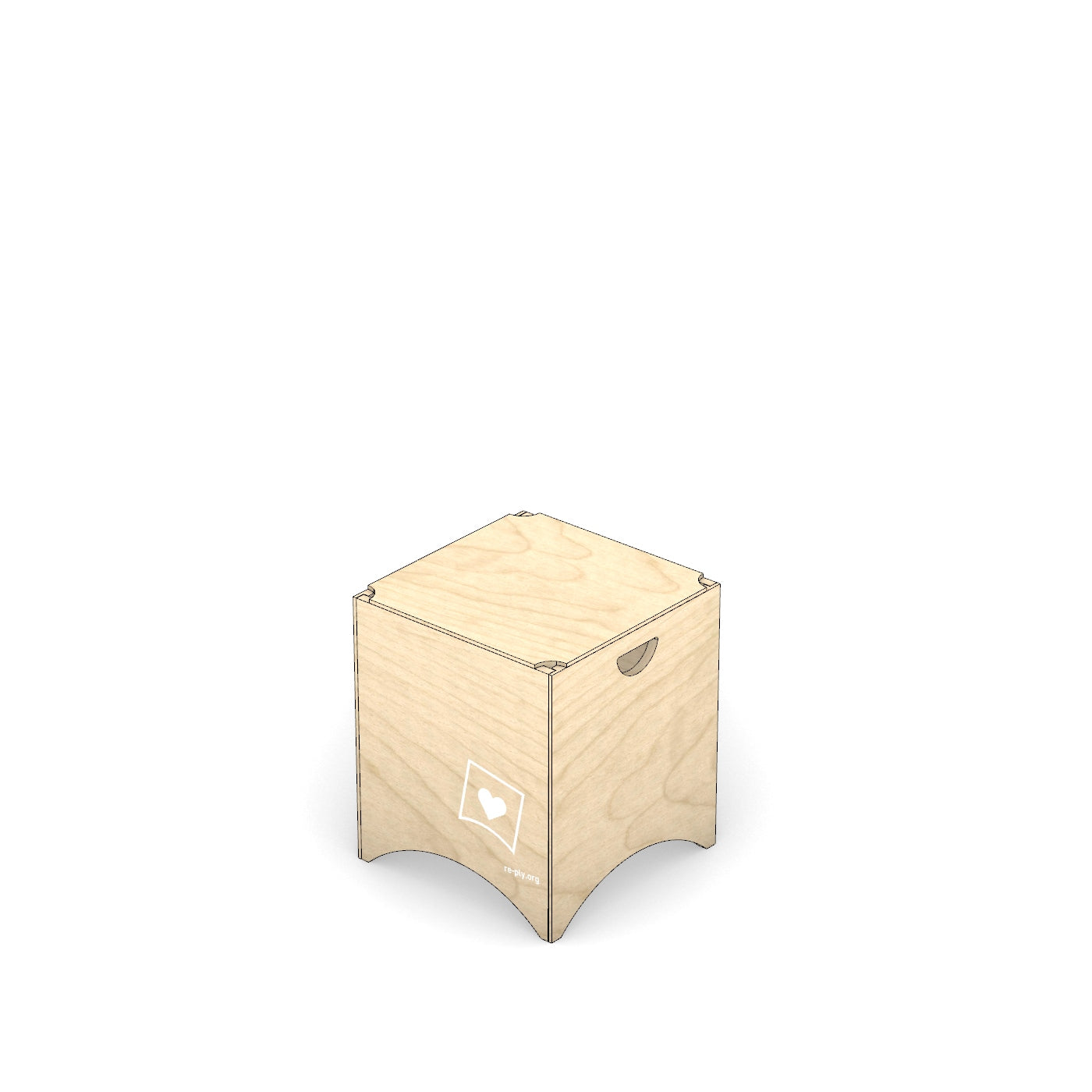 Stool - Standard Size - from $66 - In Stock