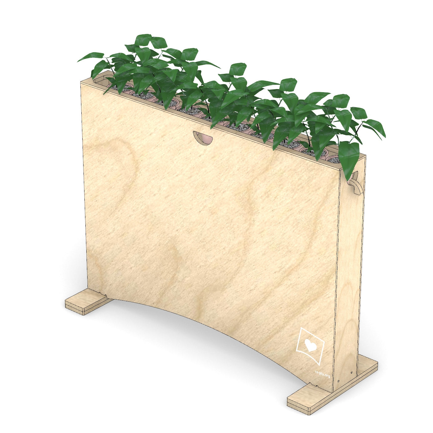 Planter / divider - from $198 - In Stock