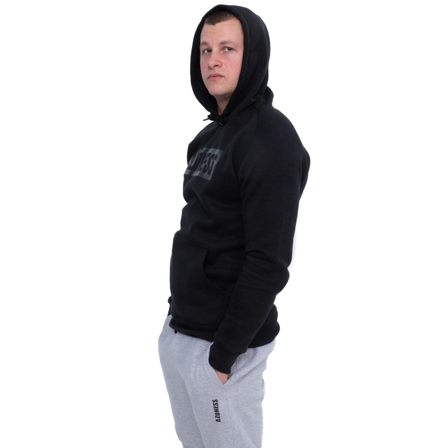 Vital Hoodie In Black  Cancel Save