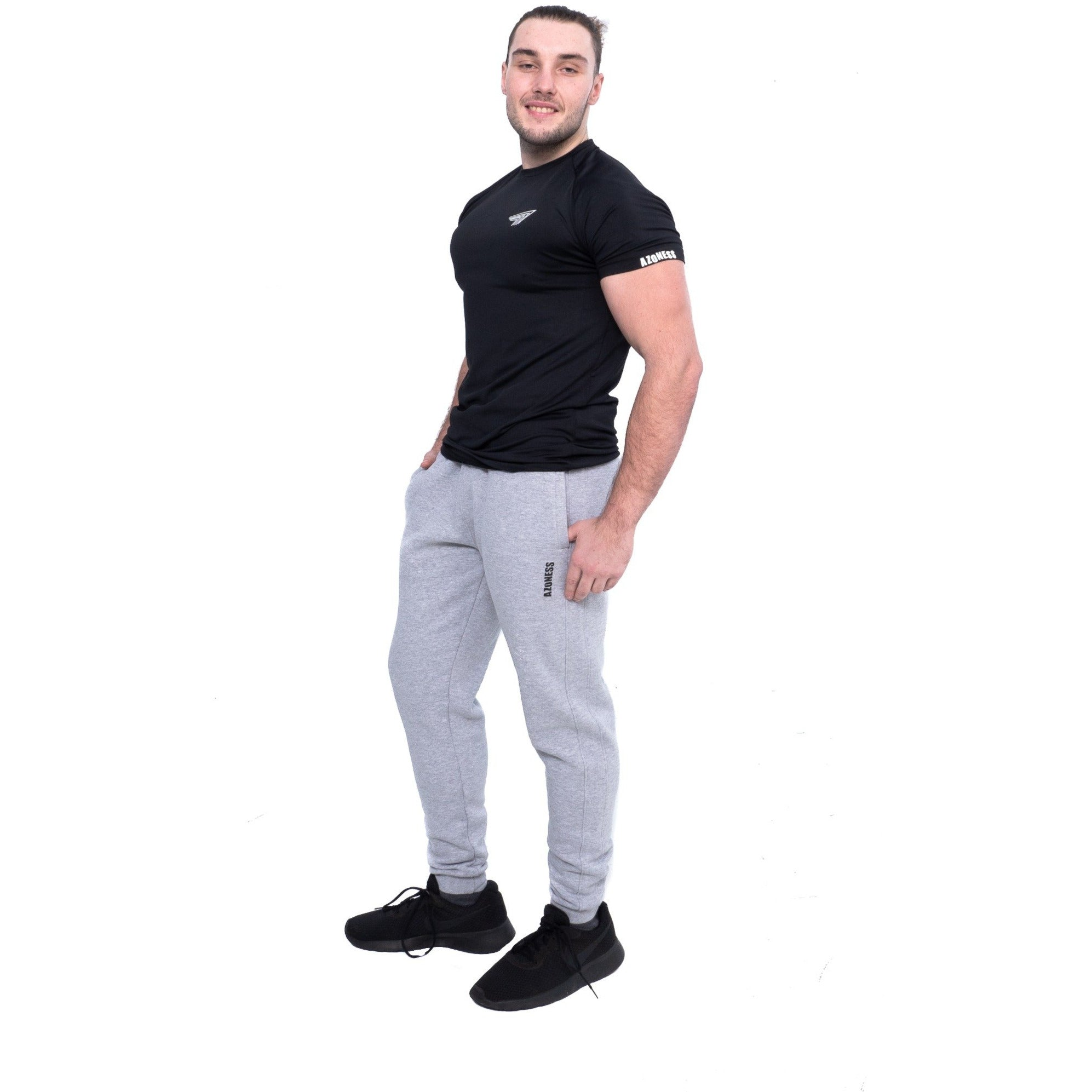 Flex T-Shirt In Black