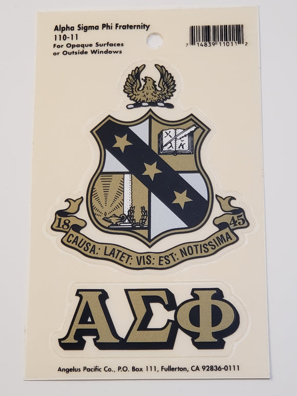 Alpha Sigma Phi Collection