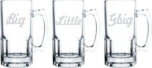 Big - Little 34oz Mug (Stein)