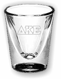 Delta Kappa Epsilon – Shot Glass, Collectors – 5122