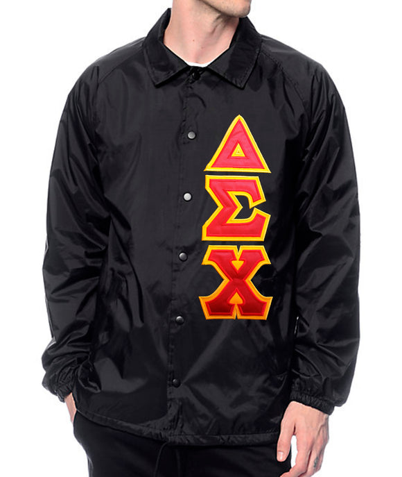 Delta Sigma Chi - Coaches Jacket