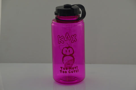 Kappa Delta Chi - Poly-Carbonate Water Bottle