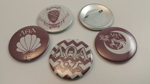 Lambda Theta Alpha - Button Collection
