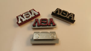Lambda Theta Alpha - Assorted Magnetic Pins