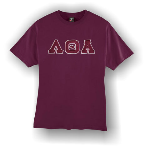 Lambda Theta Alpha - Double Stitch Traditional T- Shirt