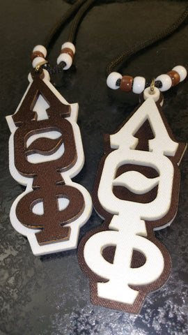 Lambda Theta Phi - Double Sided Twill Tiki