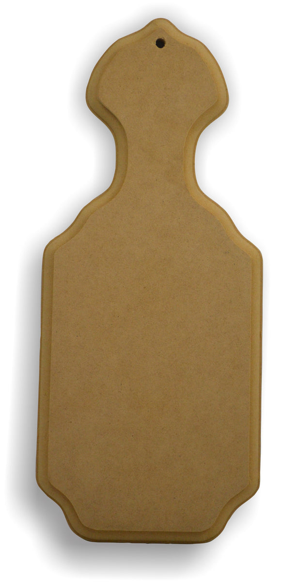Paddle - MDF 12 Inch Paddles for Painting and Decorating
