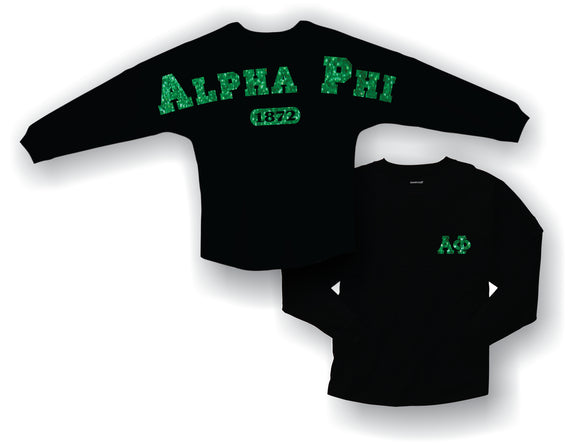 Alpha Phi - The Original T14 Pom Pom Jersey