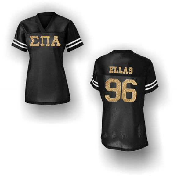 Sigma Pi Alpha - LST307 Football Jersey