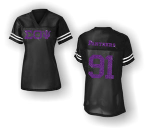 Sigma Theta Psi - Football Game Day Jersey - Panthers