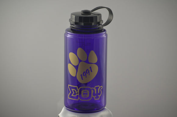 Sigma Theta Psi - Water Bottle - 32oz Poly-Carbonate