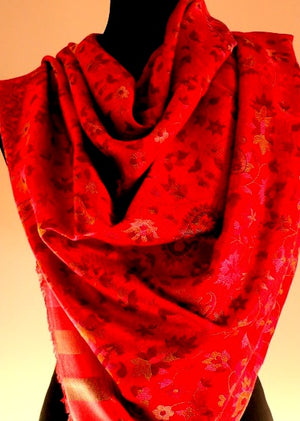 Open image in slideshow, Scarves: Cashmere Blends
