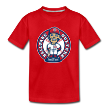 Load image into Gallery viewer, Kids Baseball Bobblehead Tee - red