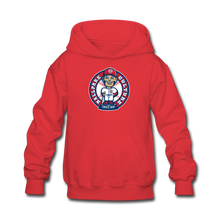 Load image into Gallery viewer, Kids Baseball Bobblehead Hoodie - red
