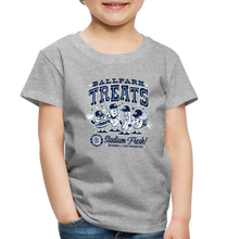 Load image into Gallery viewer, Little Kids Ballpark Treats - heather gray