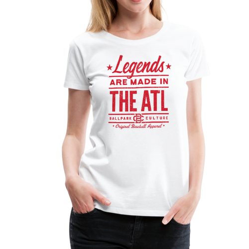 Ladies Atlanta Legends - white
