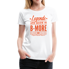 Load image into Gallery viewer, Ladies Baltimore Legends - white