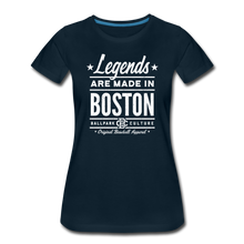 Load image into Gallery viewer, Ladies Boston Legends - deep navy