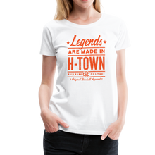 Load image into Gallery viewer, Ladies Houston Legends - white