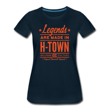 Load image into Gallery viewer, Ladies Houston Legends - deep navy