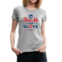Load image into Gallery viewer, Ladies Show Me Glove - heather gray