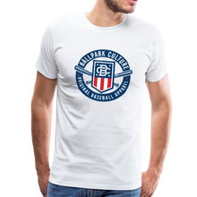 Load image into Gallery viewer, Mens Americana Crest - white